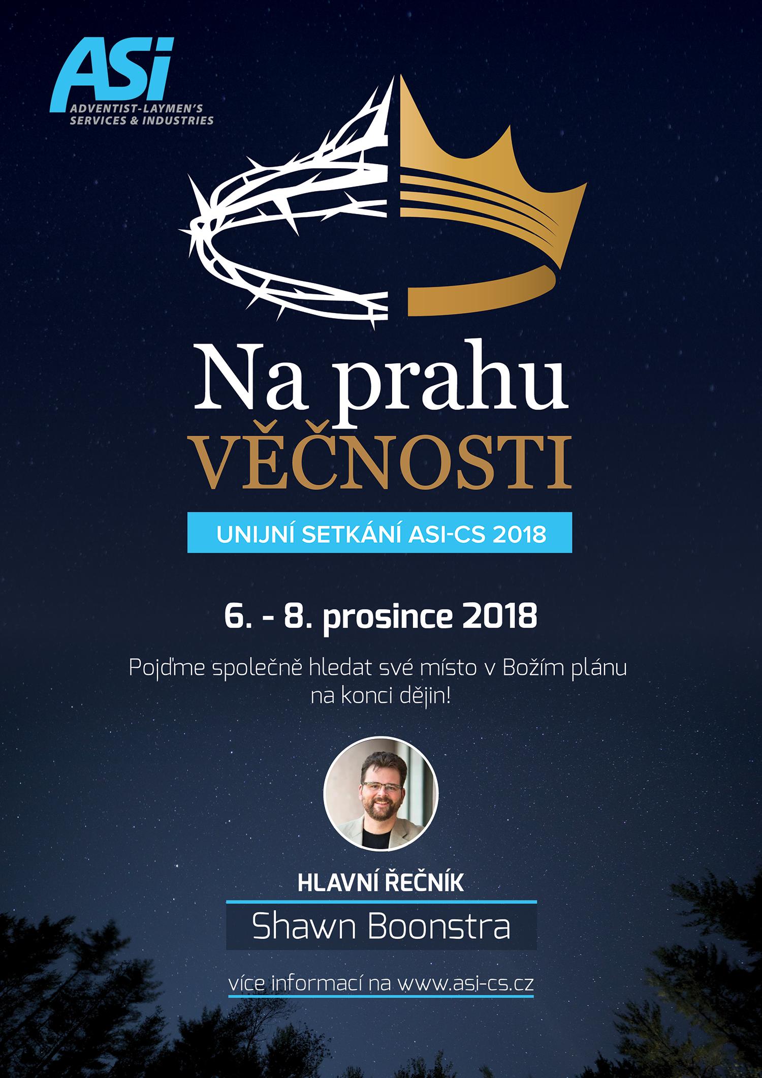 14. unijní konference ASI-CS, Olomouc, plakát