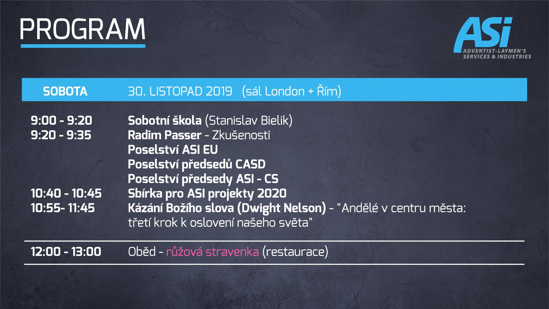 Program ASI Bratislava 4