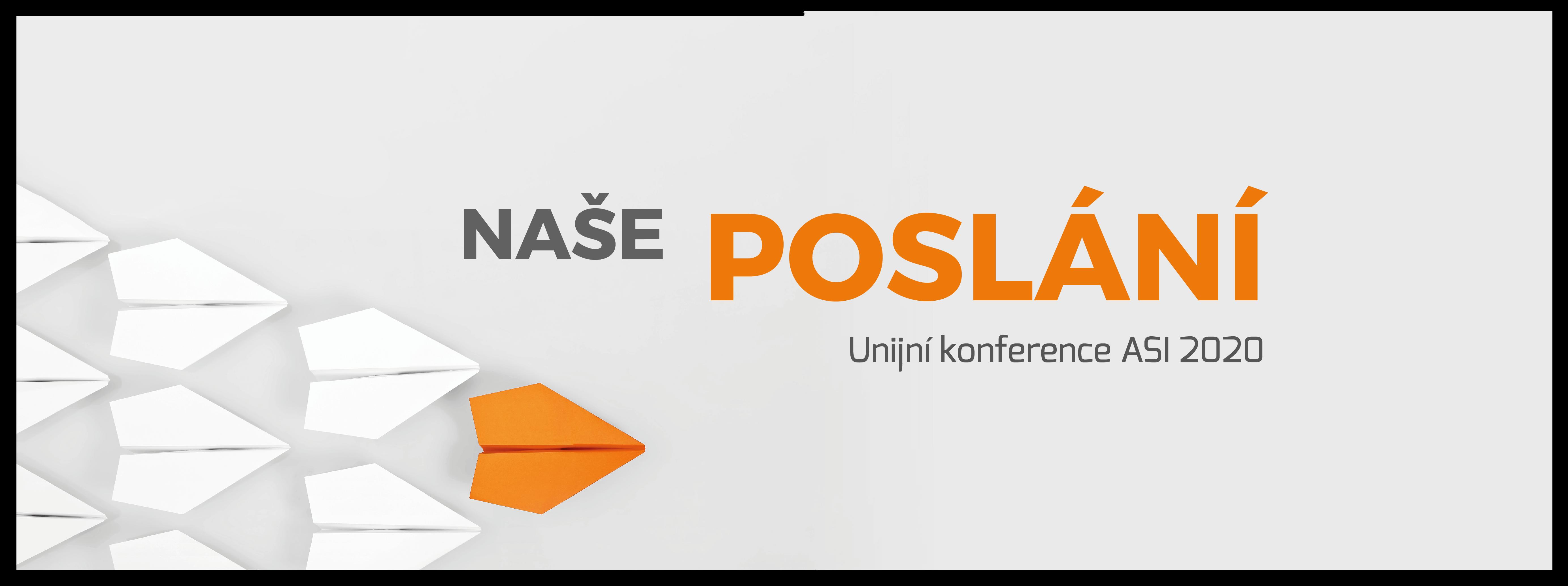 ASI Olomouc 2020 - Naše poslání