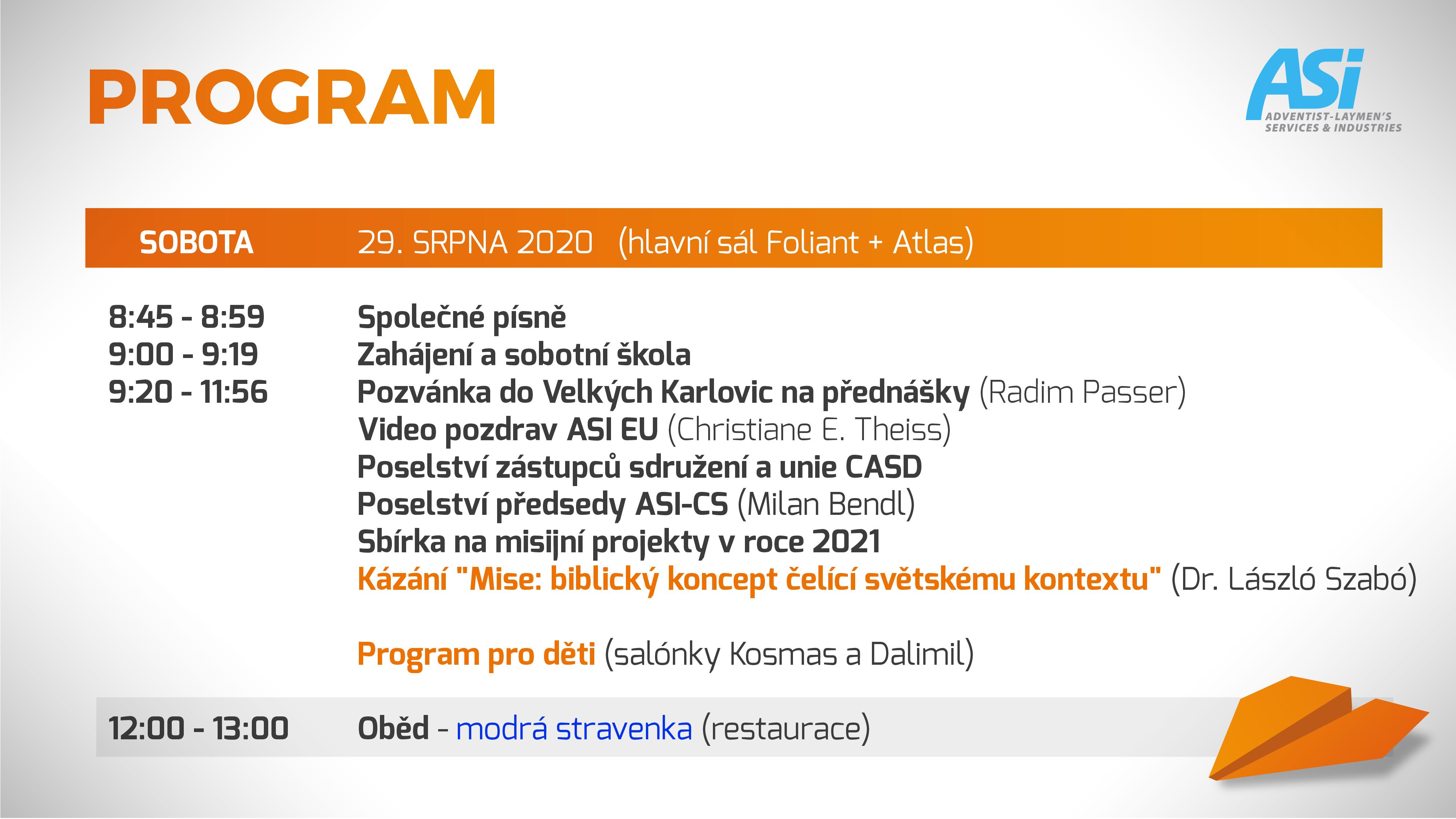 program ASI Olomouc 4