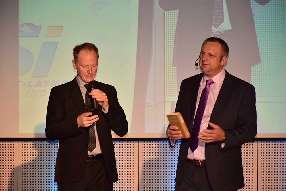 John Bradshaw v hotelu Clarion Olomouc 2017