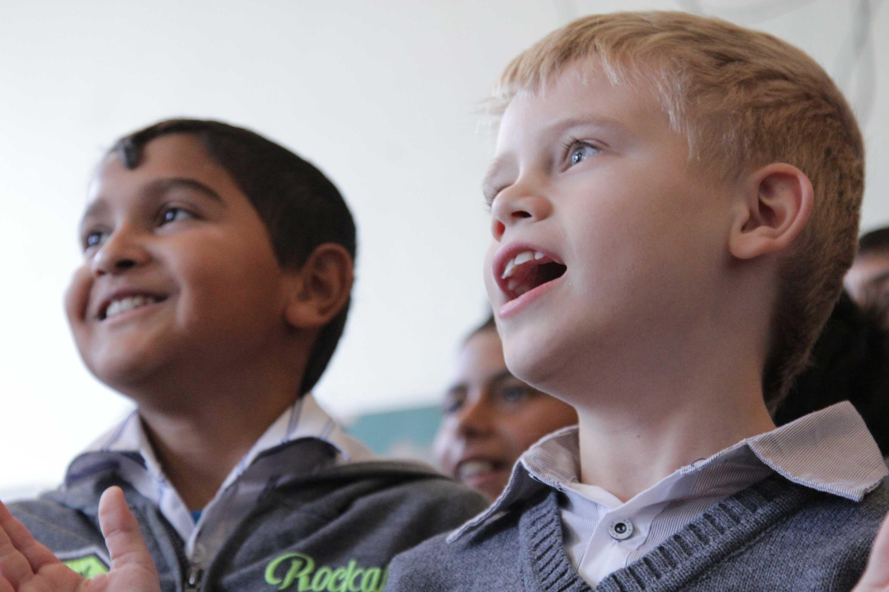 Dětský zpěv