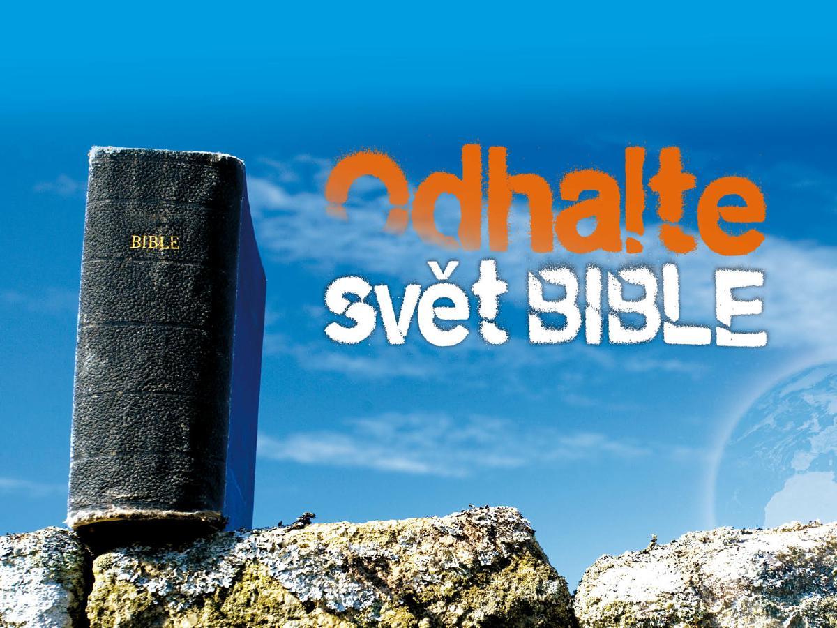 Bible, ilustrativní obrázek