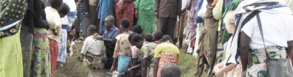 Tanzánie Křest