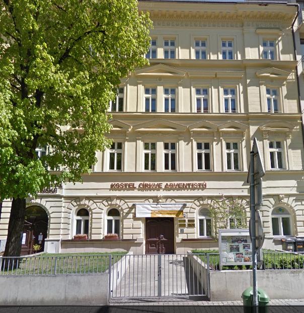 Sídlo společnosti ASI-CS, Londýská 30, Praha 2